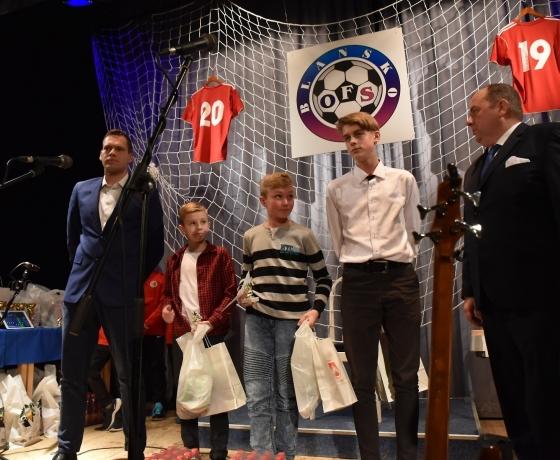 z leva: Martin Pavel, Patrick Müller, Jan Fadrný, Dominik Zouhar
