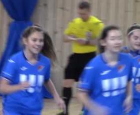 Embedded thumbnail for FC Baník Ostrava na halovém turnaji žen Žijeme Hrou ve Svitávce