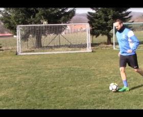 Embedded thumbnail for Individuální zahřátí a rozcvičení s míčem