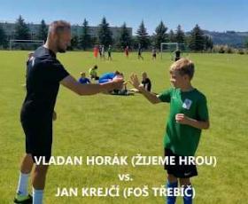 Embedded thumbnail for Vladan Horák vs. Jan Krejčí